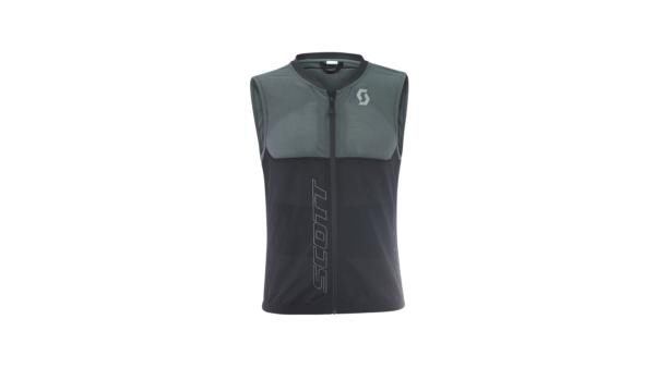 Scott Light Vest M's Actifit Plus (Black/ Iron grey)
