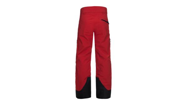 Peak Performance 2-Layer GoreTex Gravity Ski Pants (Red Pompeian)
