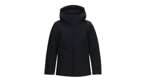 Jr Anima Ski Jacket (Black)
