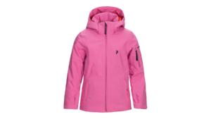Jr Anima Ski Jacket (Vibrant Pink)