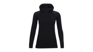 Peak Performance Soft Spirit Zip - Up Hoodie (Black)
