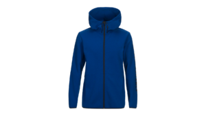 Peak Performance Tech Cotton Blend Zip - Up Hoodie