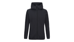 Peak Performance Tech Cotton Blend Zip-Up Hoodie