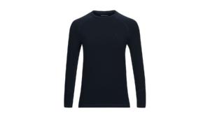 Peak Performance Merino Wool Blend Magic Longsleeve (Salute Blue)