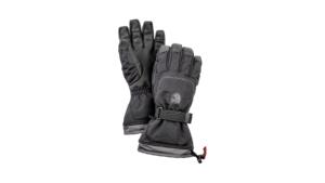 Gauntlet Sr - 5 finger (Svart)