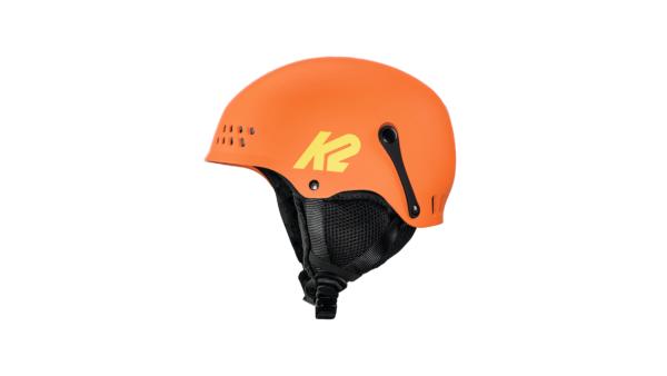 K2 Entity Orange skidhjälm
