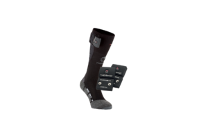 Therm-ic Heated Socks (Black)