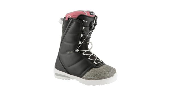 Nitro Flora TLS snowboard sko från nitro svart