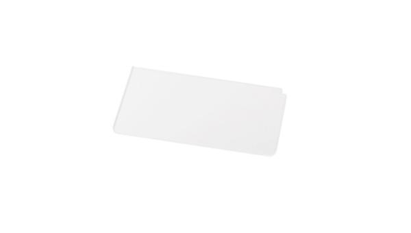 Snoli Plastsickel 5 mm (Transparant)