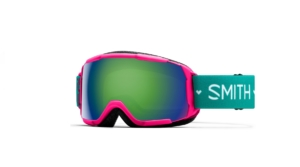 Smith grom Pink flowers green sol x mirror