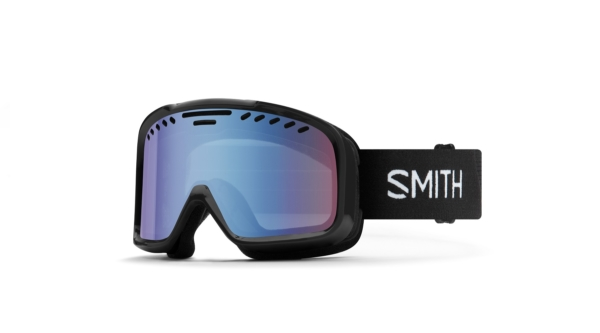 smith project black blue sensor mirror