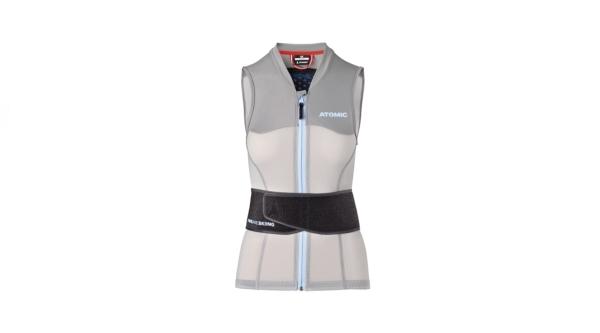 Atomic liveshield vest amid w front
