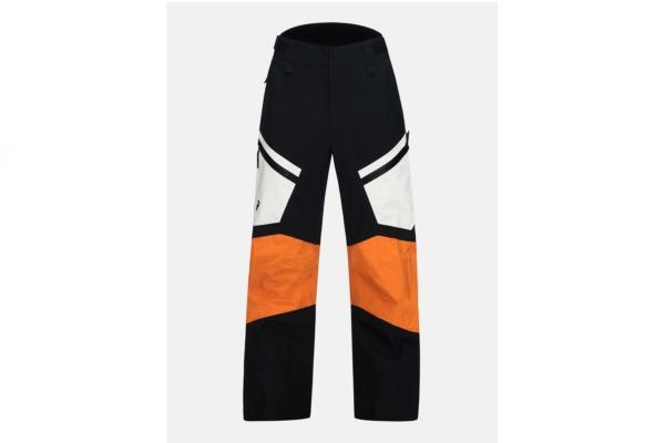 Peak Performance W Gravity Pants Orange skidbyxa i gore tex