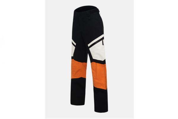 Peak Performance W Gravity Pants Orange side skidbyxa för dam