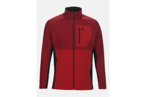 Peak Performance Helo Zip Dark Chili