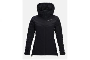 Peak Performance W Frost Ski Jacket Black