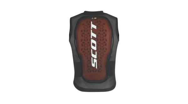 scott airflex jr vest protector black