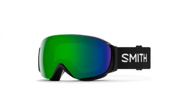 smith io mag s black chromapop sun green mirror