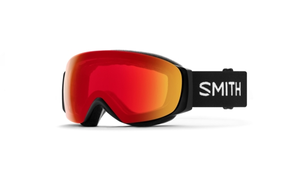smith io mag s black photochromic red