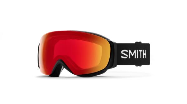 smith io mag s black photochromic red