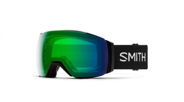 smith io mag xl black chromapop everyday green mirror
