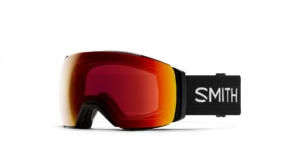 smith io mag xl black chromapop sun red mirror