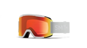 smith squad white vapor chromapop photochromic red