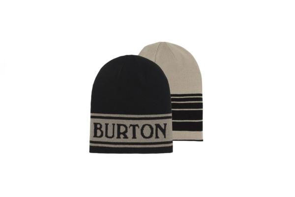 Burton Mns Billboard SLCH True black Iron Grey