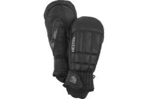 Hestra henrik leather pro model mitt svart