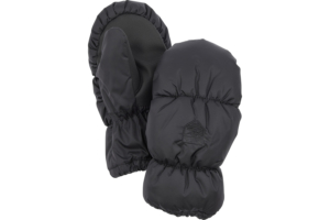 Hestra new moon mitt svart varm och skön handske för barn