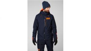 helly hansen powjumper jacket navy 2