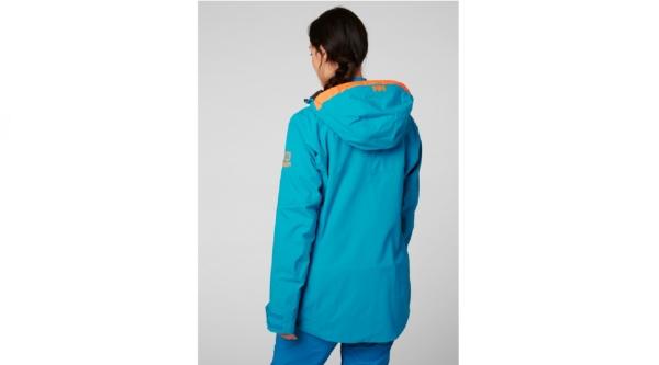 helly hansen w showcase jacket blue 3