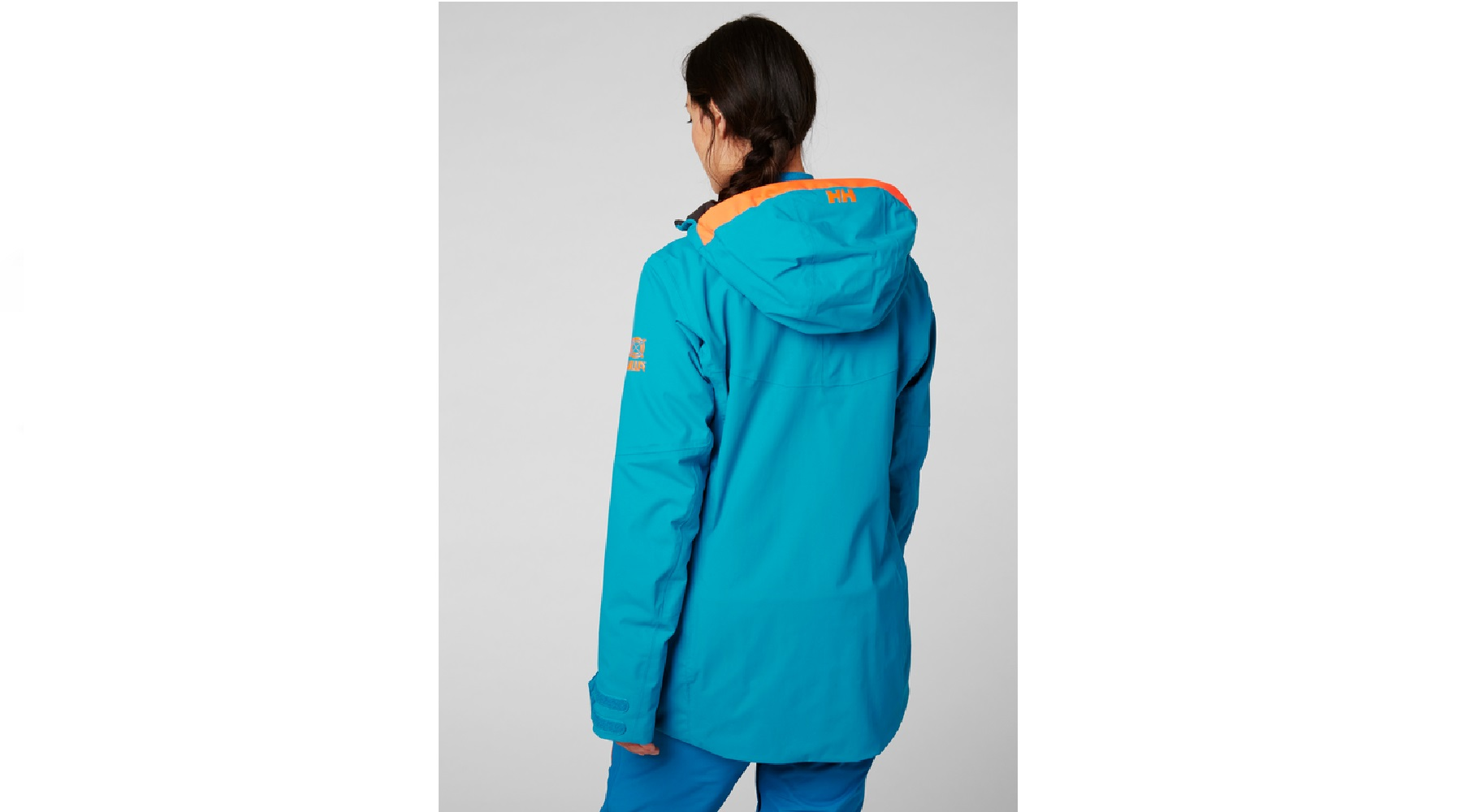 Helly Hansen W Showcase Jacket (Blue Wave)