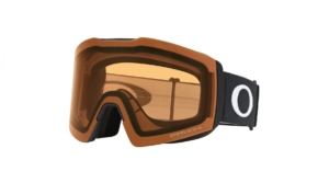 oakley fall line xl matte black prizm persimmon