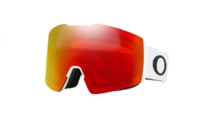 oakley fall line xl white prizm torch iridium