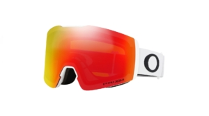 oakley fall line xm matte white prizm torch iridium