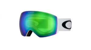 oakley flight deck matte white prizm jade iridium