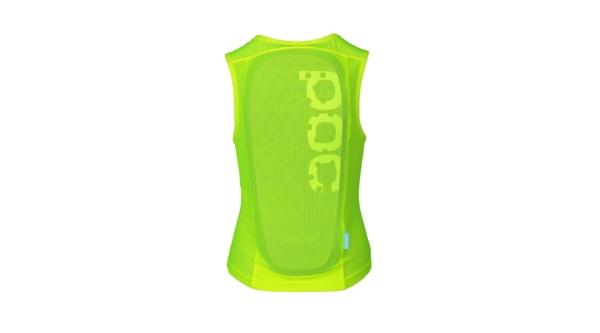 poc pocito vpd air vest green back