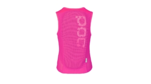 poc pocito vpd air vest pink back