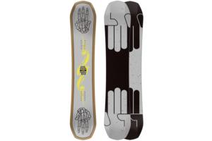 Bataleon Evil Twin snowboard för park och jibb