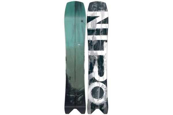 Nitro Squash allmountain snowboard