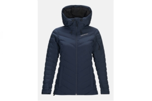 Peak Performance W Frost Ski Jacket Blue Shadow