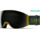 smith io mag xl spray camo chromapop sun black mirror snygg och bra skidglasöga