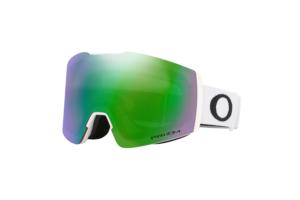Oakley Fall Line Xm Matte White prizm jade iridium