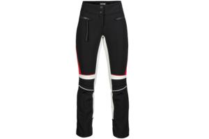 8848 Altitude Adela W Pants Black Trendig skidbyxa med tight passform