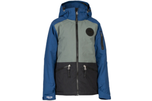 8848 Altitude Ashton Jr Jacket_Peony_snugg skid jacka för juniorer