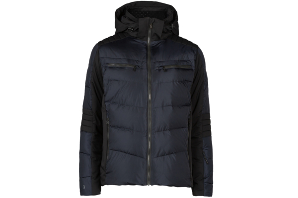 8848 Altitude Halstone Jacket Navy skön jacka som passar i skidbacken och på stan