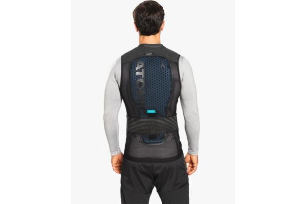 Atomic Live Shield Vest Amid (All Black)
