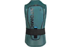 Atomic Live Shield vest amid Dark Green Back
