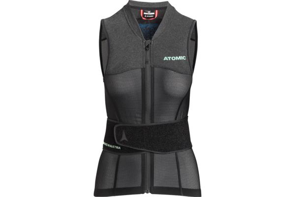 Atomic Live Shield Vest Amid W (Black)